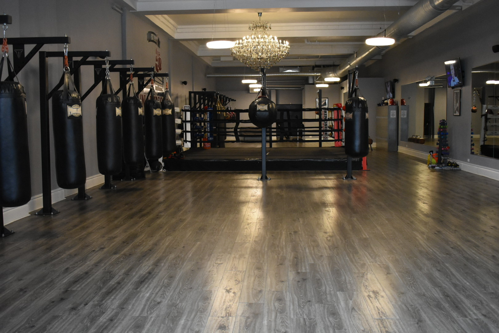 Unanimous Boxing Gym